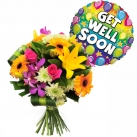 get well send flower and gifts to japan
