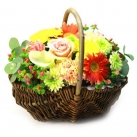 send father's day flower basket to japan