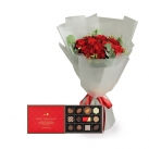 send flowers with chocolates to japan
