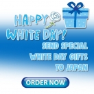 send white day special gifts to japan