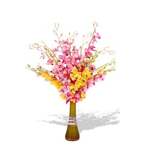 send 10 assorted orchids to japan
