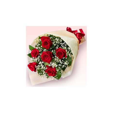 Red Rose Bouquet Delivery To Japan 6 Red Rose Bouquet Florajapan Com