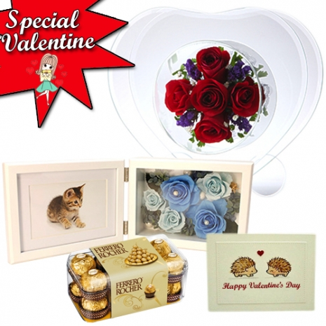 send special valentine wow gifts to japan
