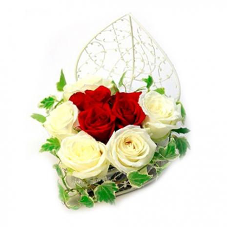 send valentines rose to japan