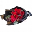 send one dozen red roses in bouquet to japan