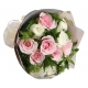 send 12 mixed roses bouquet to japan