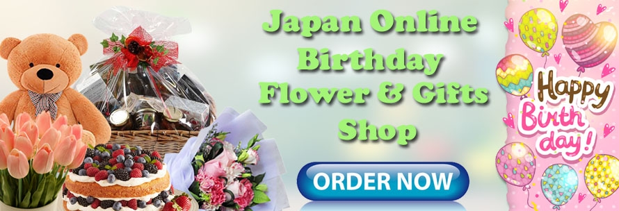 Send Best Birthday Gifts To Japan
