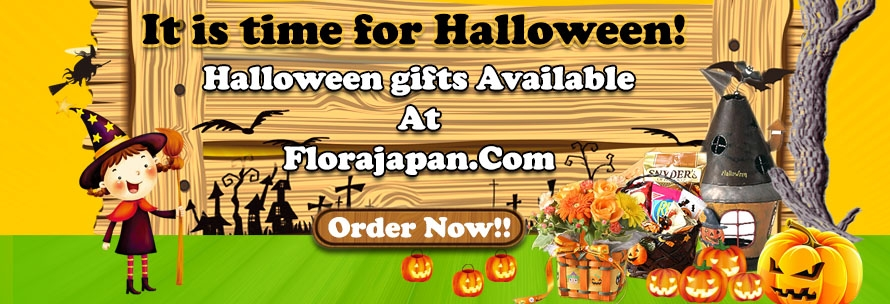 Send Halloween Gift To Japan